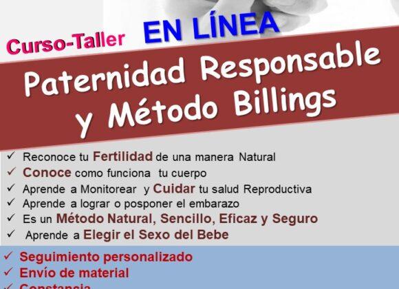 2 Feb Paternidad Responsable y Método Billings