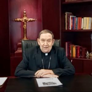Conferencia: Actualidad de la figura de San José en la familia moderna – Mons. Alonso Garza Treviño